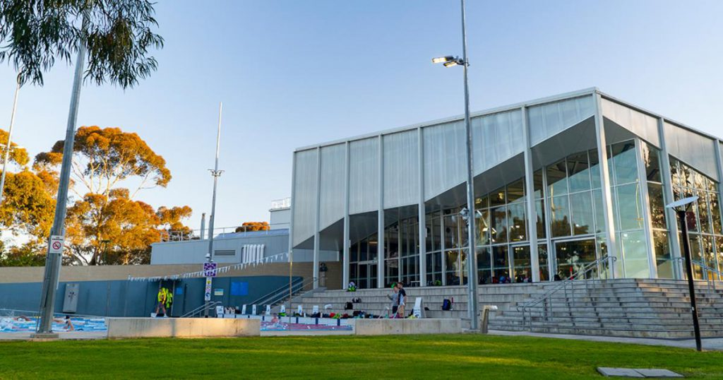 box hill aqualink sports complex