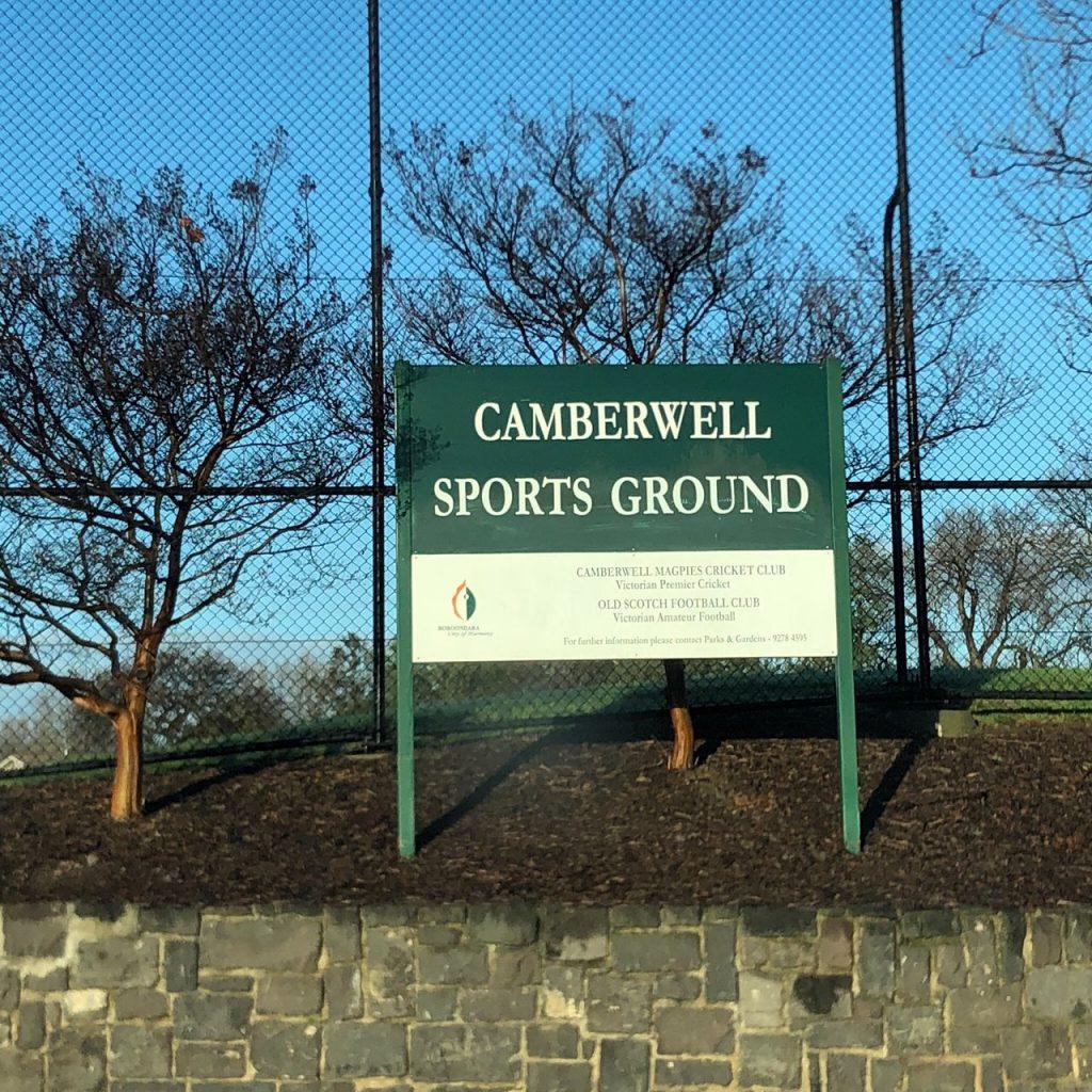 camberwell sportsground