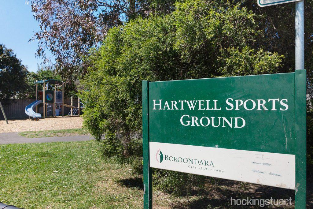 hartwell-sports ground glen iris melbourne