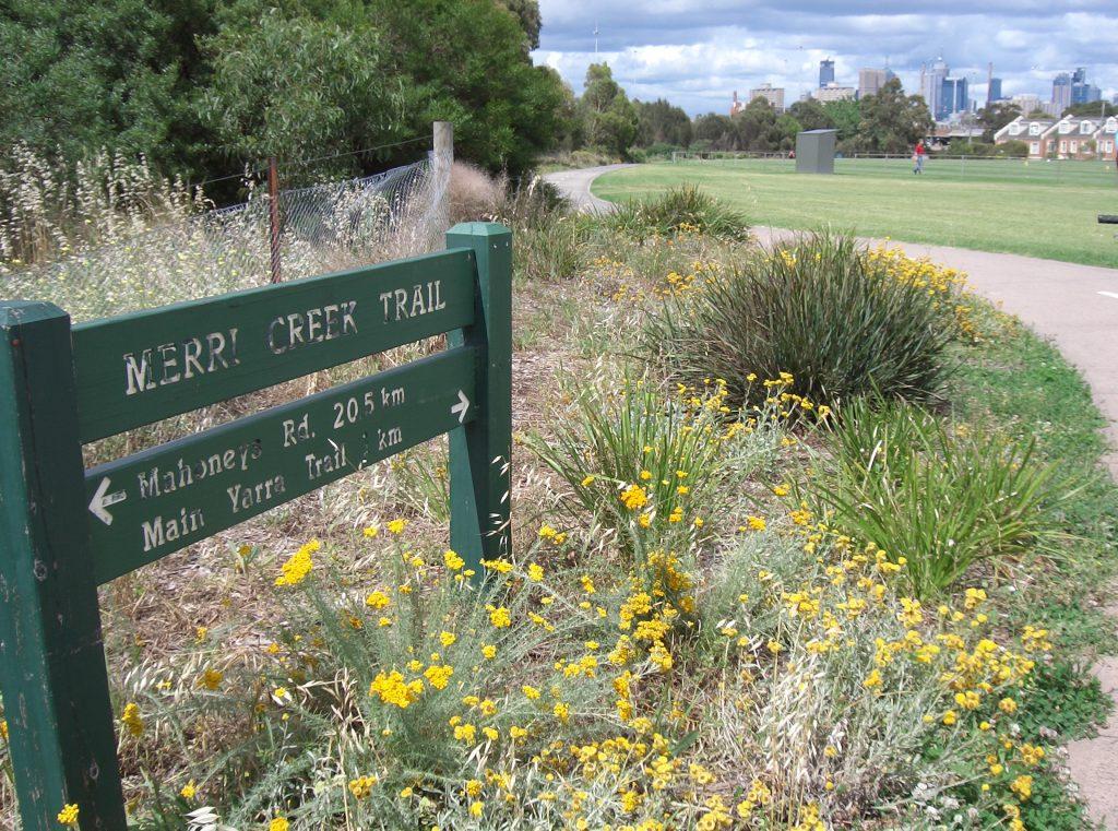 merri creek trail clifton hill