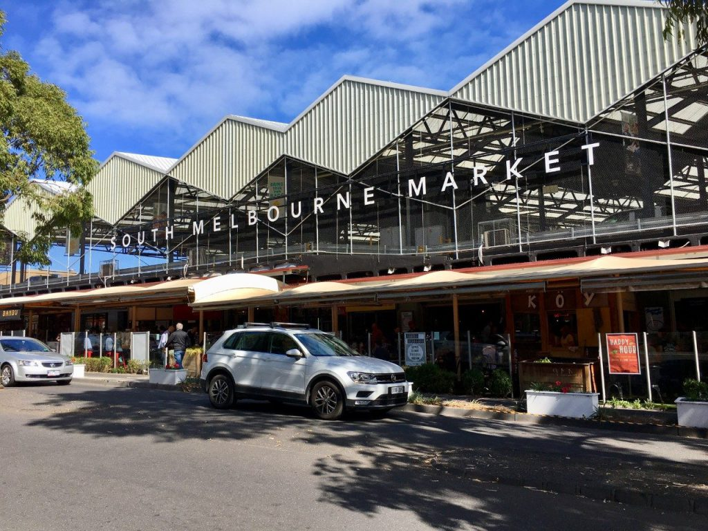 south melbourne market south yarra