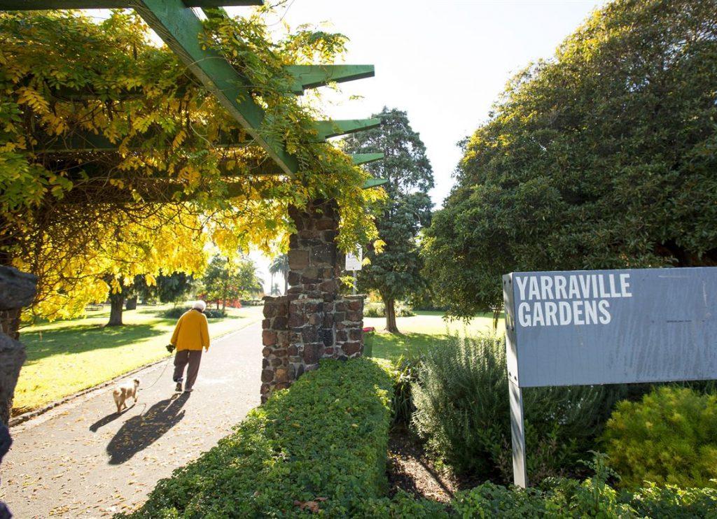 yarraville gardens melbourne