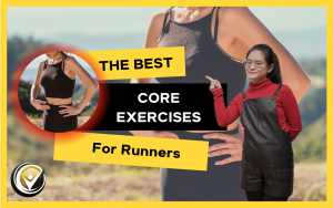 best core exercise for runners capital physiotherapy blog feature image