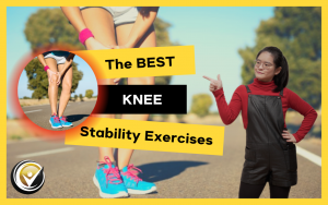 the best knee stability exercises capital physiotherapy blog feature images